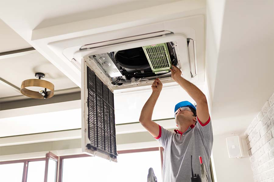 Commercial Air Conditioning - Light Commercial