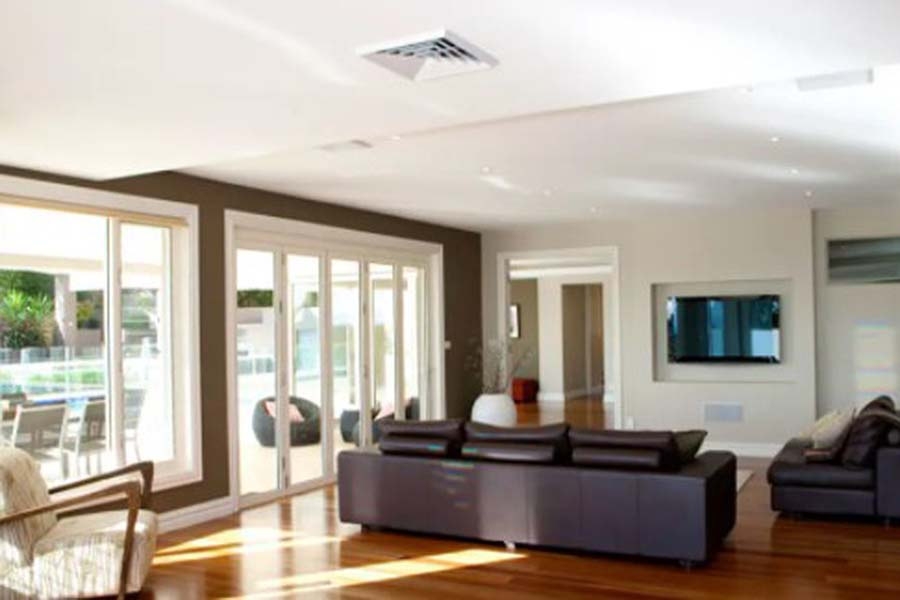 Evaporative - Air Conditioning