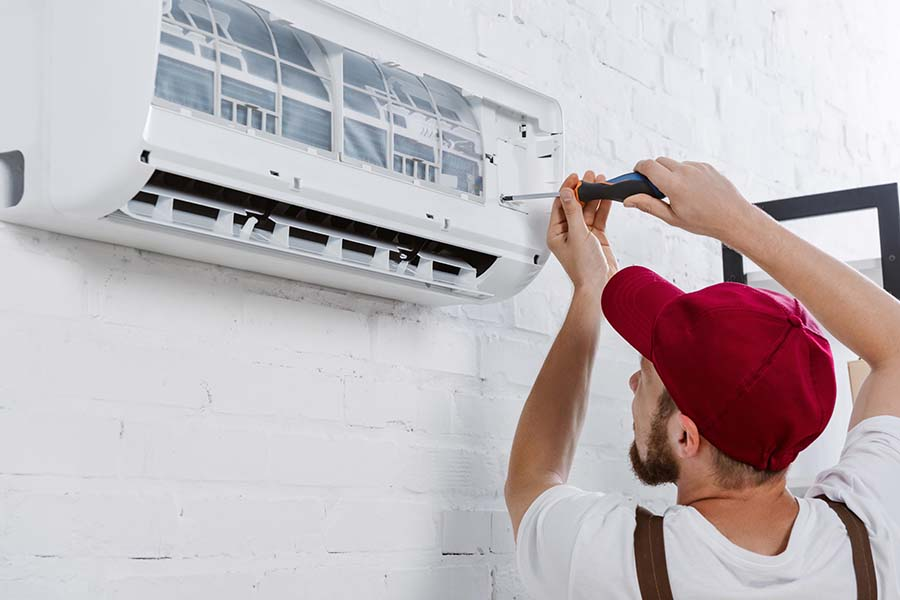 Residential Air Conditioning - Maintenance